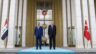 """صورة الأمن والاقتصاد و""""التأشيرات"""" تتصدر مباحثات الكاظمي في أنقرة"""