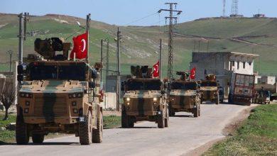 صورة تركيا تخلي 7 نقاط مراقبة جديدة
