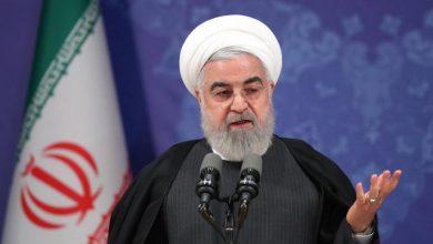 """صورة """"روحاني"""" يهدد مجددا بالثأر لـ""""سليماني"""""""
