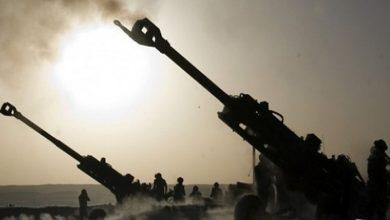 """صورة الفصائل تستهدف """"قسد"""" في قرى تل ابيض بريف الرقة"""