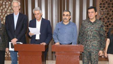 """صورة """"عليكو"""" لـ""""ملفات سوريا"""": (pyd) يحاول نسف الحوار الكردي"""