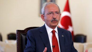 صورة المعارضة التركية تطالب بانتخابات مبكرة