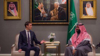 """صورة """"كوشنر"""": """"ترامب"""" أرسى أسس السلام في المنطقة"""