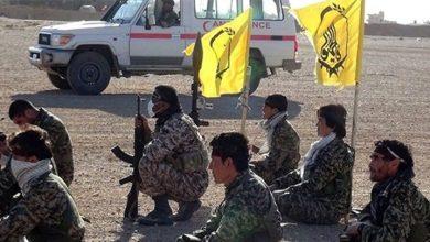 """صورة الجيش السوري وفاطميون في """"مصيدة"""" داعش بالسخنة.. والقتلى بالعشرات"""
