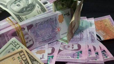 صورة الليرة تتراجع أمام العملات الأجنبية بفعل العقوبات