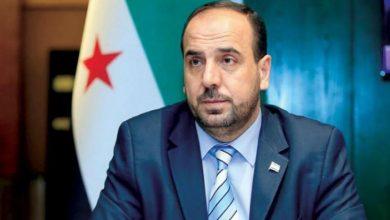 """صورة """"الحريري"""" يحذر من شن النظام عملية عسكرية بإدلب"""