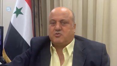 صورة تمهيدا لتغييرات أمنية .. ناصر ديب معاونا لوزير الداخلية