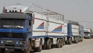 صورة سائقون سوريون عالقون على حدود عدة دول عربية