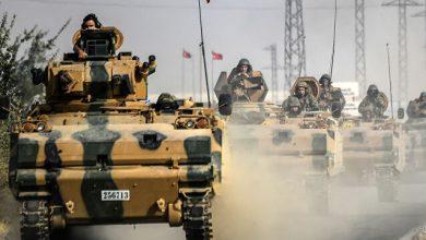 صورة القوات التركية تستعد لإخلاء نقطة مراقبة جديدة