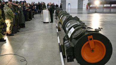 صورة الدفاع الروسية: سنرد إذا نشرت واشنطن صواريخها في أوروبا