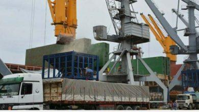 """صورة ميناء اللاذقية يبتلع """"القمح المستورد"""""""