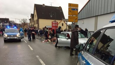 صورة قتيلان وعشرات الجرحى بجريمة دهس مارة في مدينة ترير الألمانية