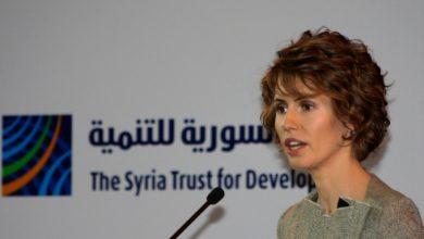 """صورة الأمم المتحدة تعتمد """"أسماء الأسد"""" كمحكم دولي"""