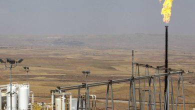 """صورة وكالة كردية: """"قسد"""" تنتج 100 ألف برميل نفط يومياً"""