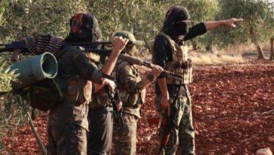 """صورة """"تحرير عفرين"""" يعلن قتل 5 جنود أتراك في """"الباسوطة"""""""
