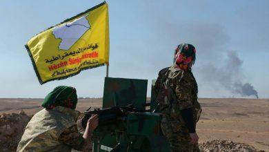 """صورة """"قسد"""" تستنفر قواتها .. والجيش الوطني يتوعد"""