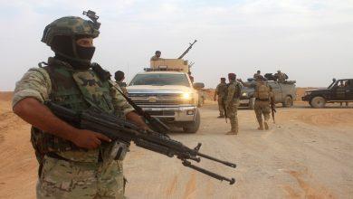 صورة العراق يعلن تأمين كامل حدوده مع سوريا