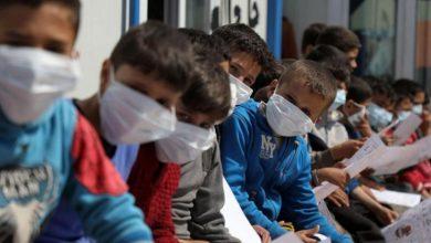 صورة منظمة دولية: اثنان من كل ثلاثة أطفال شمال سوريا خارج مقاعد الدراسة