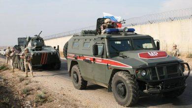 صورة روسيا تنشر عناصر من الشرطة العسكرية في بلدة عين عيسى