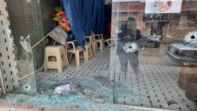 صورة مجهولون يعتدون على مقر الوطني الكردي في الدرباسية