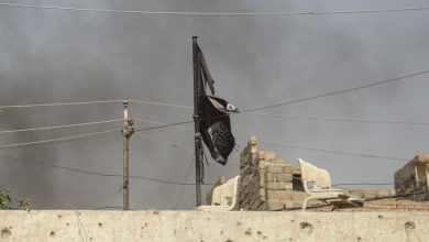 """صورة """"التحالف"""" يدمر 5 أهداف لـ """"داعش"""" شمال العراق"""