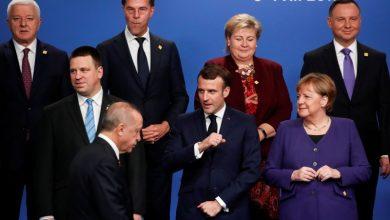 صورة حزمة عقوبات أوروبية أمريكية قادمة تهدد الاقتصاد التركي