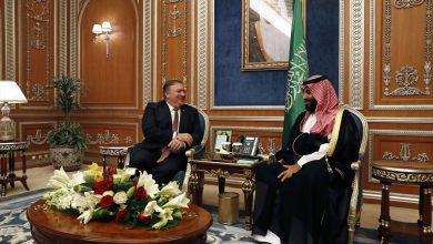 صورة بومبيو: السعودية في طريقها للتطبيع مع إسرائيل