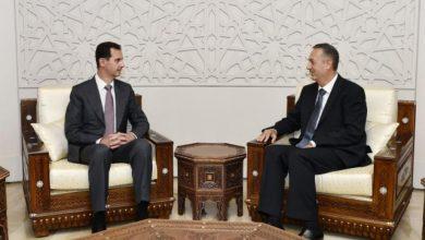 """صورة بعد قرار إعفائه .. الحجز الاحتياطي على أموال محافظ قريب لـ """"الأسد"""""""