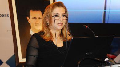 صورة ابنة عم بشار الأسد في منصب مهم في سوريا