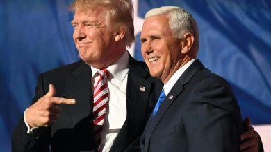 """صورة """"بينس"""": يجب نقل السلطة بأمان واحترام تاريخ أمريكا"""