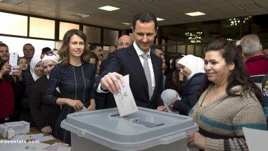 صورة روسيا: انتخابات 2021 في سوريا شرعية