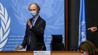 صورة بيدرسون الخالي الوفاض: لا خطة عمل مستقبلية لسوريا