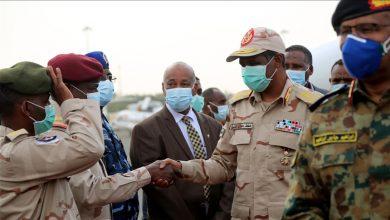 صورة السودان تنشر قوات جنوب دارفور