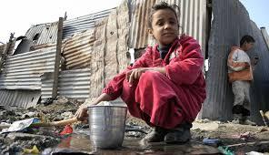 """صورة """"العراقيون"""" مهددون بالجوع!"""