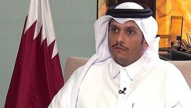 """صورة """"قطر"""" في طريقها للتطبيع مع """"إسرائيل"""""""
