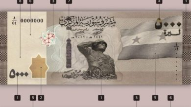 صورة هل يطبع النظام ورقة مالية بـ10 آلاف ليرة؟!
