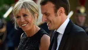 """صورة السيدة الأولى في فرنسا تصاب وتتعافى من """"كورونا"""".. بسرية"""
