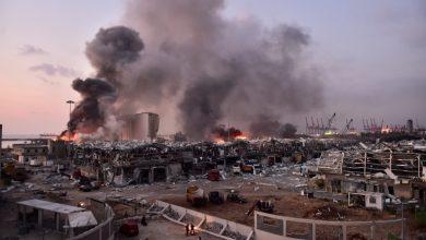 صورة الإنتربول يلاحق مسؤولين عن انفجار مرفأ بيروت