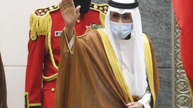 صورة أمير الكويت متفائل بالقمة الخليجية المقبلة