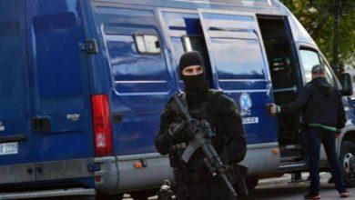 """صورة اليونان تعتقل سوري يشتبه بانتماءه لـ """"النصرة"""""""