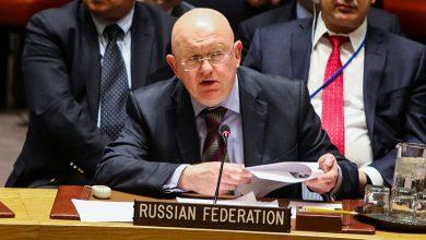 صورة معارضة روسية للنقاشات المغلقة حول الكيماوي السوري في مجلس الأمن