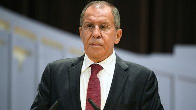 صورة لافروف: سنمنع أي تهديد إيراني لإسرائيل انطلاقاً من سوريا