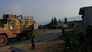 صورة مجهولون يستهدفون آلية عسكرية تركية في إدلب