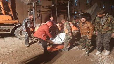 صورة هذا ما تحويه المخازن التي قصتها إسرائيل في سوريا
