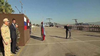 صورة بوتين: من مصلحة روسيا أن نكون في سوريا