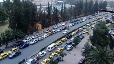 صورة سوريا: أزمة المحروقات سببها اعتراض الناقلات المتجهة إلينا