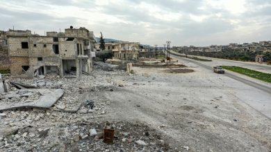 صورة الجيش السوري وروسيا يستهدفان ريفي اللاذقية وحماة