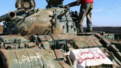 صورة اغتيال قائد عسكري سابق في درعا