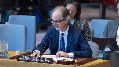 صورة الأمم المتحدة تحذر من انهيار الهدوء في سوريا
