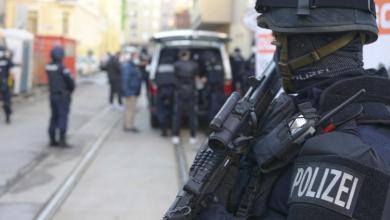 """صورة الشرطة الألمانية تقبض على جامع تبرعات لـ """"تحرير الشام"""""""